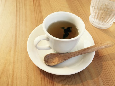 喜場SHOKUDOU_食前スープ