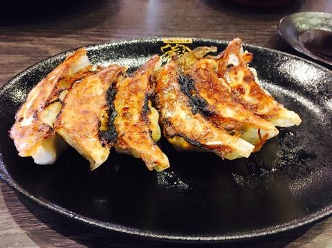うま屋_餃子