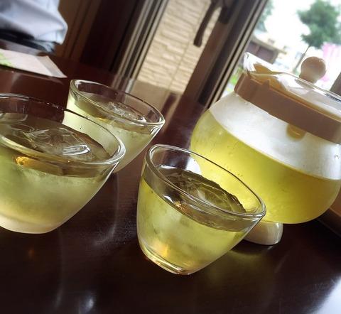 プリマカフェ_お茶