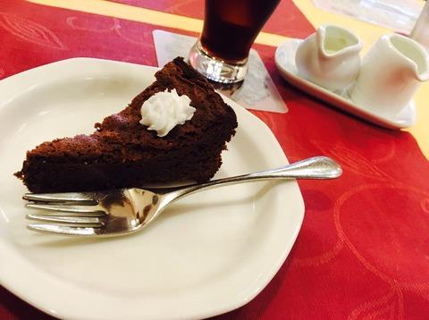 ボルカノ_ケーキ