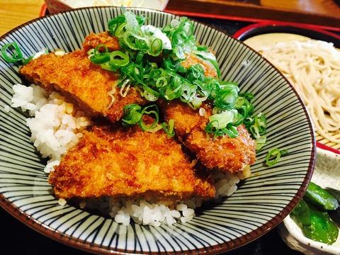 ○元_タレカツ丼