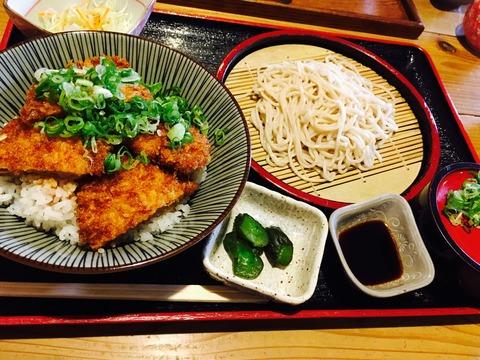 ○元_タレカツ丼ランチ